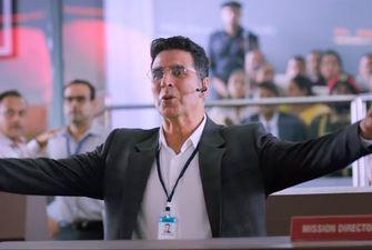 ISRO ने अक्षय कुमार की फिल्म 'मिशन मंगल' को दी शुभकामनाएं