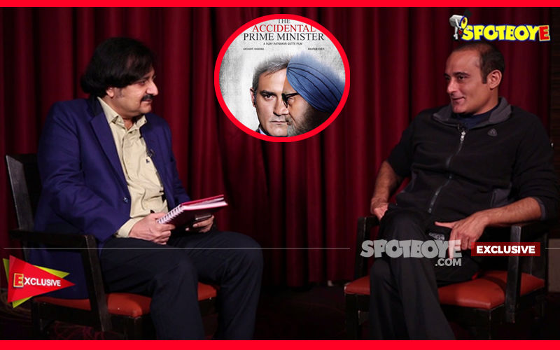 Akshaye Khanna EXCLUSIVE INTERVIEW: Clears The Air On The Accidental Prime Minister Controversy
