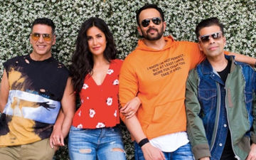 Sooryavanshi: Akshay Kumar And Katrina Kaif Kick-Start A Month Long Hyderabad Schedule Today