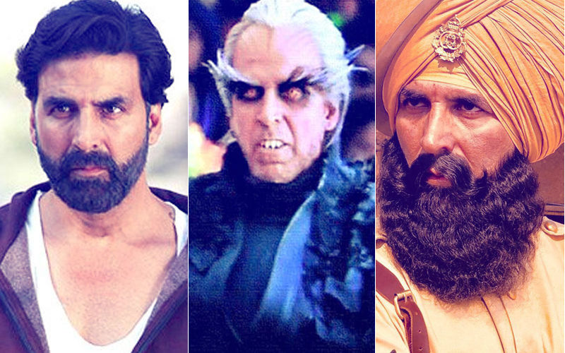 10 Akshay Kumar Pics Which Prove He Is A Master Of Disguise