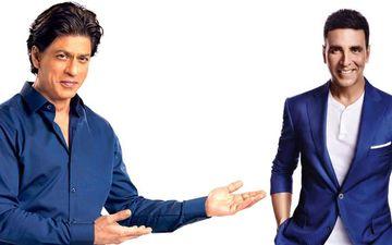 शाहरुख खान और अक्षय कुमार के फैन्स के लिए आई बड़ी खबर, एक साथ फिल्म कर सकते हैं दोनों स्टार्स