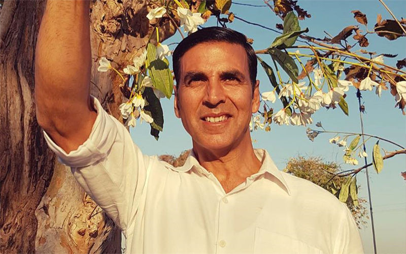 Is Akshay Kumar Joining Politics? Hear It From The Khiladi Himself!