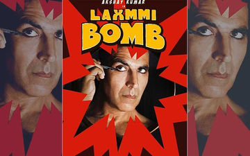 Laxmmi Bomb Poster: Akshay Kumar Shares First Look As A Transgender