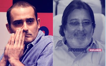 Akshaye Khanna Returns To Work After Father Vinod Khanna's Demise