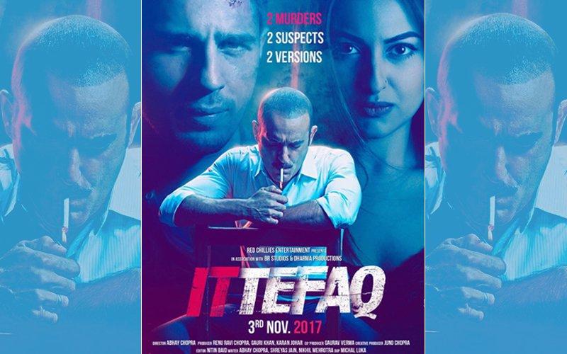 Ittefaq Trailer: Akshaye Khanna Steals The Thunder In This Sidharth Malhotra-Sonakshi Sinha Thriller