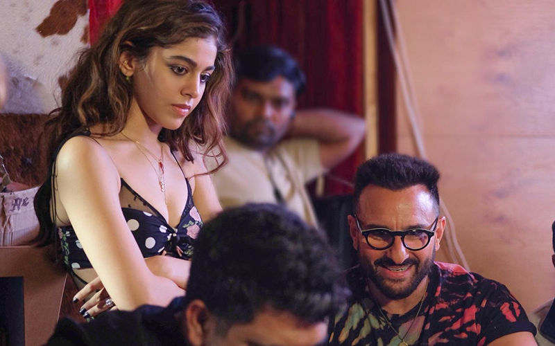 Alaia F Wraps Up Shooting For Jawaani Jaaneman Starring Saif Ali Khan And Tabu; Gives A Sneak Peak In These BTS Pictures