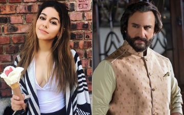 "Alaia F ""Excited And Nervous"" To Join Saif Ali Khan In London As Jawaani Jaaneman Goes On Floors"