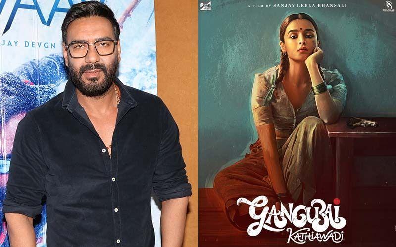 Gangubai Kathiawadi: Ajay Devgn To Finally Begin Shoot For Alia Bhatt Starrer From Tomorrow; Excited Much?