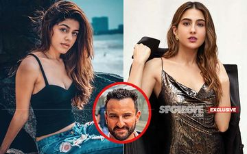 Alaya F REACTS On Sara Ali Khan Being The First Choice To Play Saif's Daughter In Jawaani Jaaneman- EXCLUSIVE