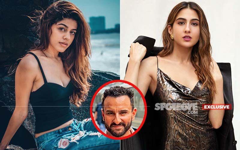 Alaya F REACTS On Sara Ali Khan Being The First Choice To Play Saif's Daughter In Jawaani Jaaneman- EXCLUSIVE