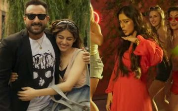 Jawaani Jaaneman Song Gallan Kardi: Saif Ali Khan, Alaya F, Tabu Groove To Jazzy B's HIT Jine Mera Dil Luteya