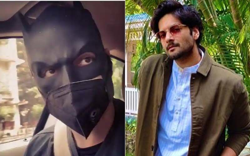 Coronavirus Outbreak: Ali Fazal Becomes Batman, Helps 'People In Desperate Need For Food;' Fans Call Him 'Mirzapur Ka Batman'