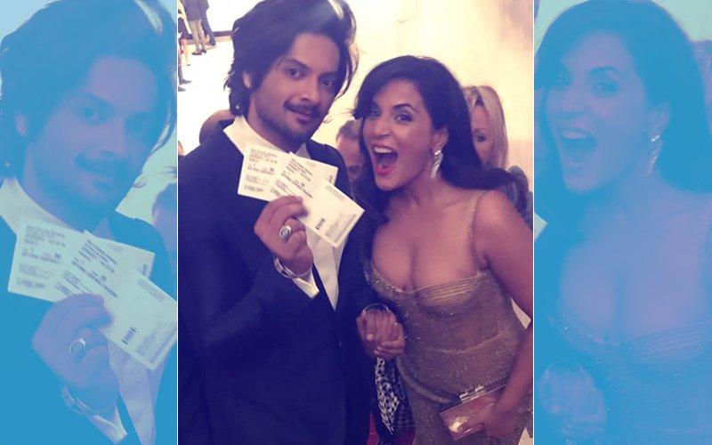 LIAR! Does Richa Chadha Know Of Ali Fazal's Secret Girlfriend In Los Angeles?
