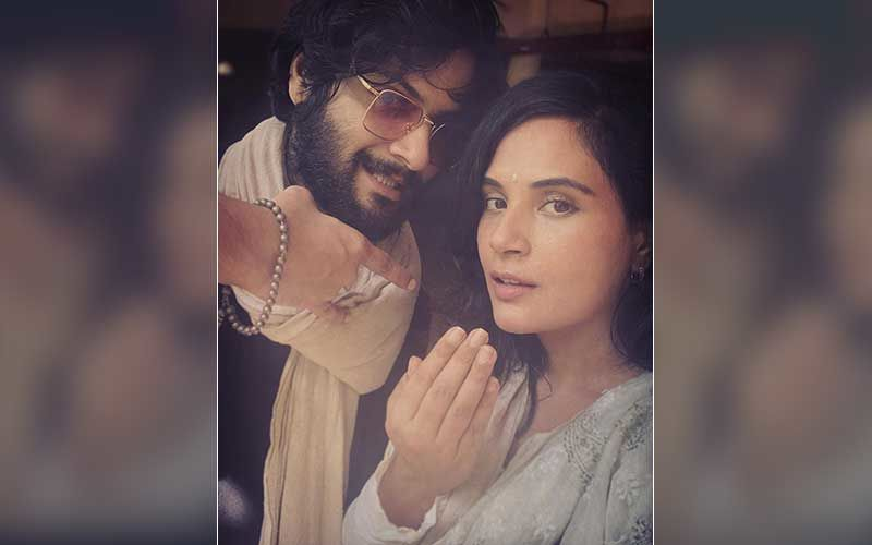 Eid-Ul-Fitr 2020: Ali Fazal Posts A Late Wish With Ladylove Richa Chadha But It's His Hilarious Caption That Is Making Netizens Crazy
