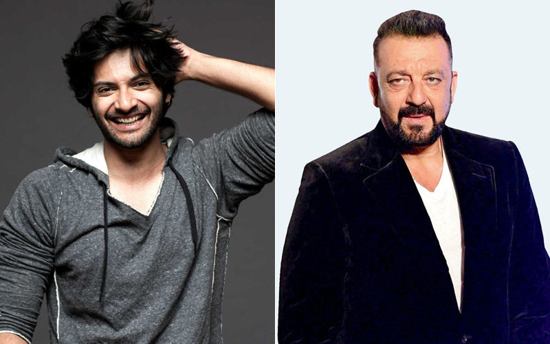 Ali Fazal Had A Special Moment With Sanjay Dutt. Click To Know More