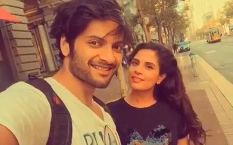 Ali Fazal Misses Girlfriend Richa Chadha Dearly While Under Quarantine; Wants To Take Police Permission To Meet Her