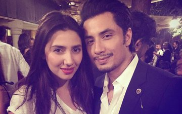 Ali Zafar Stands Up For Mahira Khan After She Is Trolled For Smoking A Cigarette
