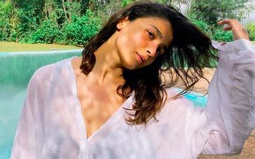 Sadak 2's Alia Bhatt Shares A Stunning Sun-Kissed Picture Along With A Cryptic Caption