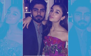 Alia Bhatt & Ex-Boyfriend Ali Dadarkar's Bond Grows STRONGER, Spend Time At A Friend's Wedding