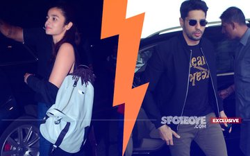 LOVE LOST IN TRANSIT: Alia Bhatt-Sidharth Malhotra STEER CLEAR Of Each Other In Goa