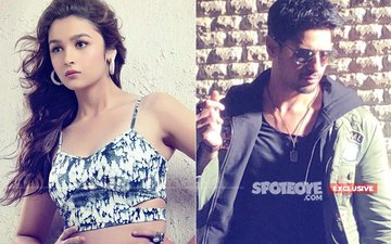 Do Ex- Lovers Alia Bhatt & Sidharth Malhotra Not Want To See Each Other's Face? SAD END!