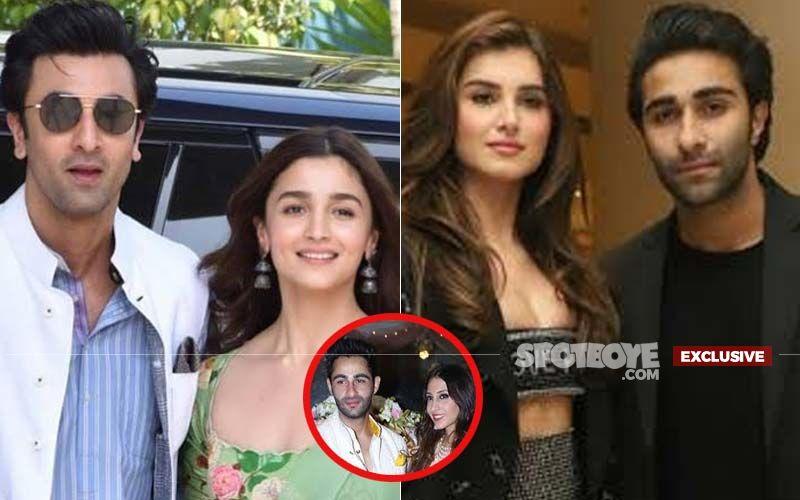 Alia Bhatt And Tara Sutaria To Dance With Lovers, Ranbir Kapoor And Aadar Jain At Armaan Jain's Wedding- EXCLUSIVE