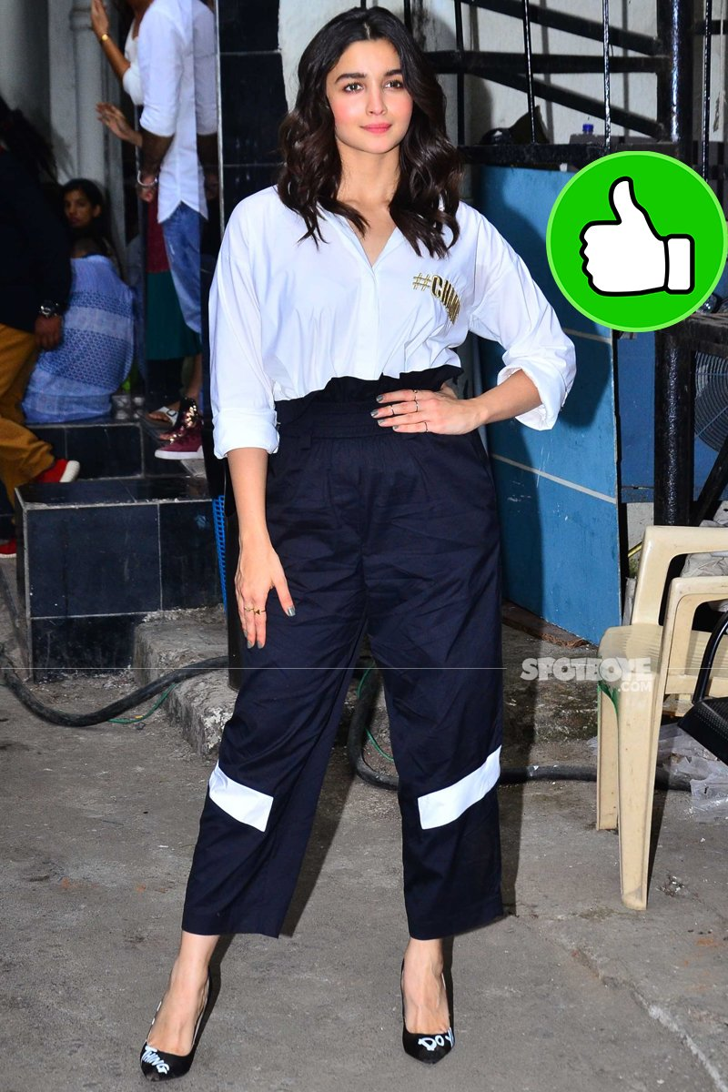 alia bhatt at bffs shoot