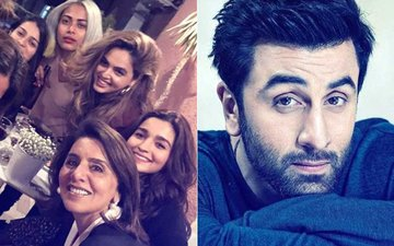 Alia Bhatt Celebrates Her Birthday With Neetu Kapoor In Bulgaria. Where Is Ranbir?