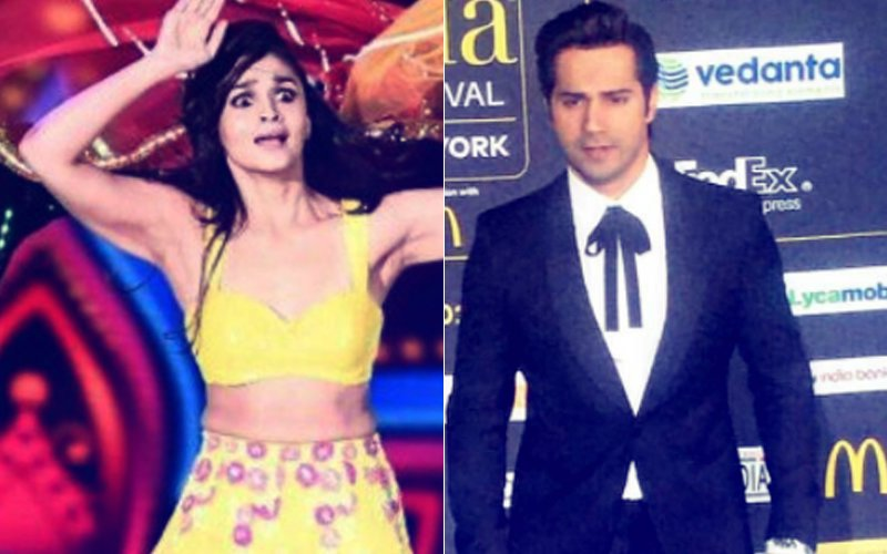 IIFA 2017: Alia Bhatt Pulls Varun Dhawan From The Crowd, Duo Dances To Badrinath Ki Dulhania Title Song