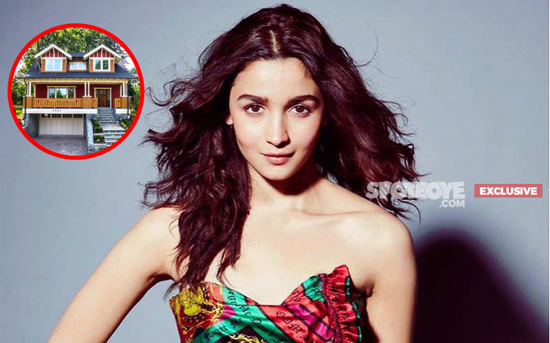 Alia Bhatt Gifts A House To The Most Important Men In Her Life, And It's Not Mahesh Bhatt Or Ranbir Kapoor