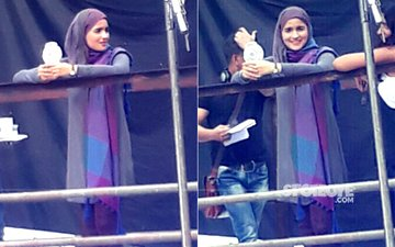 Alia Bhatt Dons The Burkha For Ranveer Singh Starrer Gully Boy
