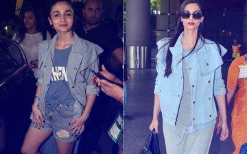 Justin Bieber In Mumbai: Alia Bhatt Becomes The First Celeb To Wear Sonam Kapoor's Brand, Rheson