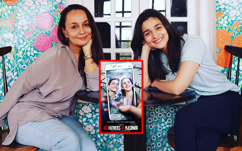 Alia Bhatt Is Excited To Share Teaser Of No Fathers In Kashmir; A Special Birthday Gift From Mom Soni Razdan For Her
