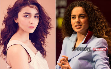 "Alia Bhatt On ""Not Supporting"" Kangana Ranaut: If I Have Upset Her, I Will Apologise On A Personal Level"
