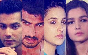 Varun Dhawan, Arjun Kapoor, Alia Bhatt & Parineeti Chopra Are TROUBLED!