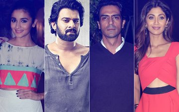 Alia Bhatt, Prabhas, Arjun Rampal, Shilpa Shetty Pledge Their Support On World Environment Day