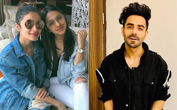 Alia Bhatt's Bestie Akansha Ranjan Kapoor To Make Her Acting Debut Opposite Aparshakti Khurana