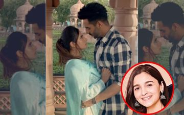 Alia Bhatt's BFF Akansha Ranjan's First Music Video Tere Do Naina With Aparshakti Khurana Will Tug At Your Heartstrings