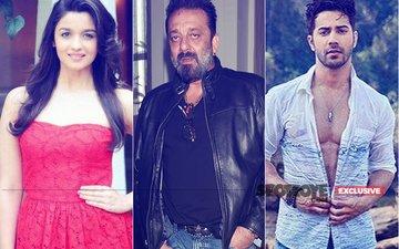 Sanjay Dutt To Play A Pivotal Role In Alia Bhatt-Varun Dhawan's Shiddat?