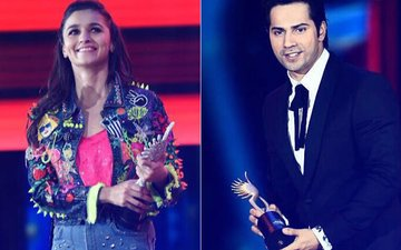 IIFA 2017: Guess What's Alia Bhatt & Varun Dhawan's Latest Catch?