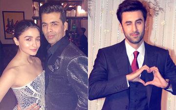 Karan Johar: Have Told Ranbir Kapoor's Girlfriend That He Will Make The Best Husband In The World. Ahem!