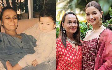Alia Bhatt Wishes Mama Bear Soni Razdan A Happy Birthday With A Cute Throwback Snap; Calls Her 'Inspiring'