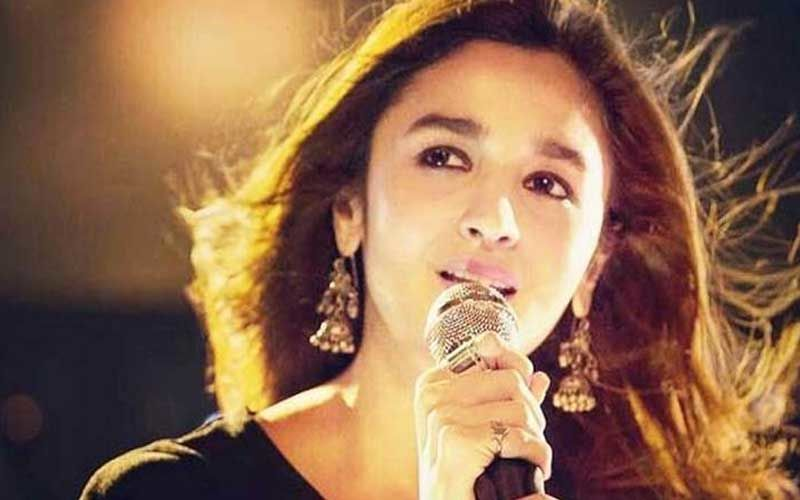 After Crooning For Badrinath Ki Dulhania, Alia Bhatt To Sing A Song In Sadak 2