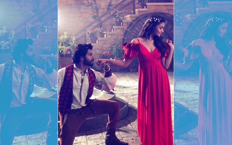 Varun Dhawan Is Romancing Alia Bhatt & It Is NOT For A Film