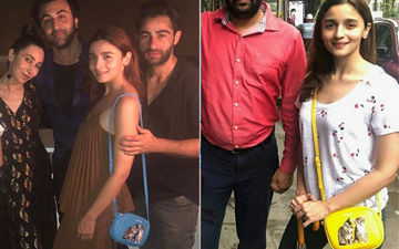 Alia Bhatt Owns The Same Bag In Two Different Colours And It Costs An Obscene Amount