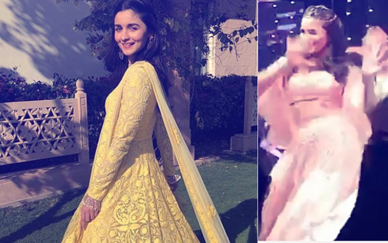 VIDEO: DO NOT MISS Alia Bhatt's Dance Performance At Bestie Kripa Mehta's Wedding
