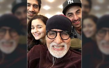 Brahmastra: Ranbir Kapoor-Amitabh Bachchan Kickstart The Final Schedule; Alia Bhatt To Join The Last Leg