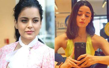 Kangana Ranaut's Team Says 'Kitna Maamooli Hai Outsider Ka Khoon Is Industry Me' As Hrithik Roshan, Deepika Padukone Heap Praises On Alia Bhatt