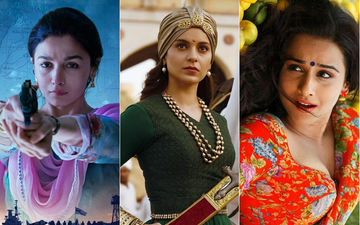 Womens Day 2019: बिना हीरो के ही बॉक्स ऑफिस पर हिट हुई ये महिला प्रधान फिल्में