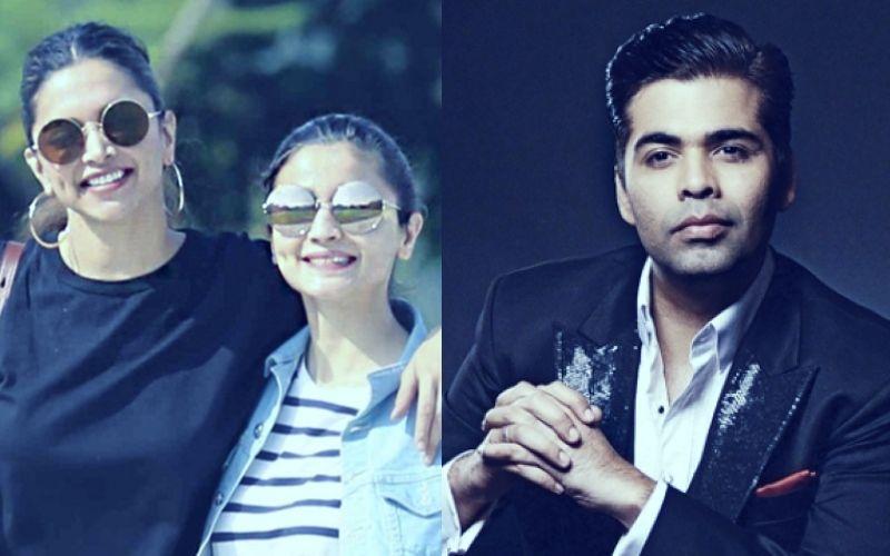 Koffee with Karan: करण जौहर के इस फेमस के 6 सीजन में दीपिका और आलिया होंगे पहले मेहमान